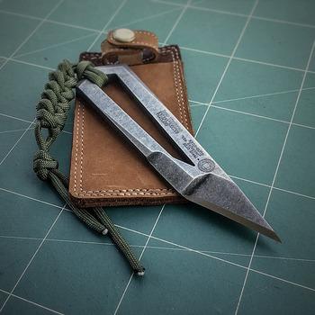 "A handmade kiridashi for right hand ""the Enforcer"""