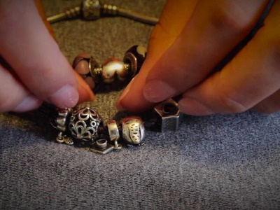 ASMR | Whispering | Pandora Bracelet.Charm Collection