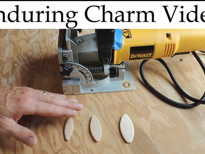 Biscuit Joinery Tutorial