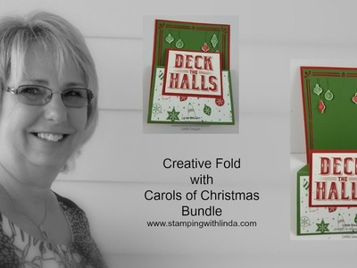 Creative Fold With Carols of Christmas Bundle