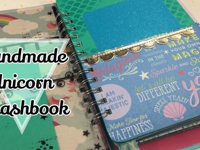 Handmade Unicorn Smashbook For Veronica | I'm A Cool Mom