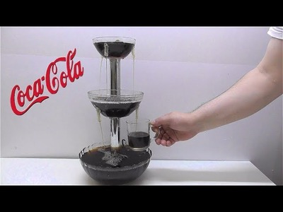 How to Make Coca Cola Soda Fountain