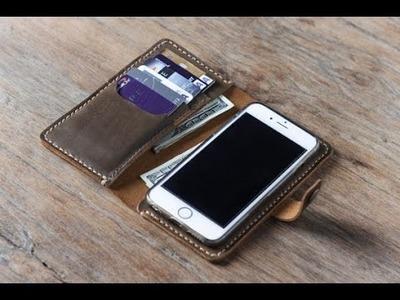 IPhone Wallet Case by JooJoobs