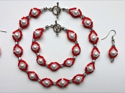 Jewelry Set Making Ideas- How to Make Jewelry Given as Great Valentines Day Gifts