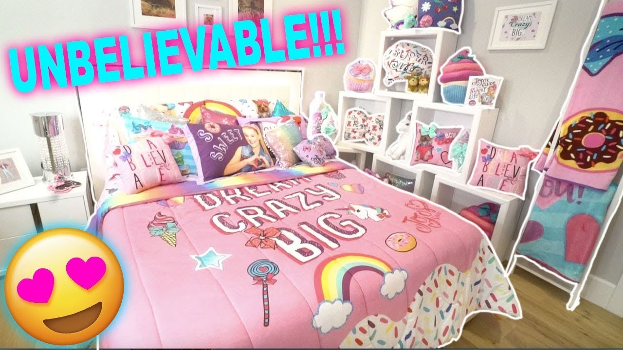 Jojo Siwas New Room Tour You Must See This