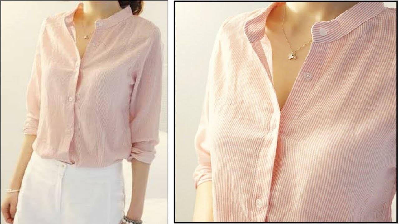 Ladies Shirt Full Stitching (part-2)