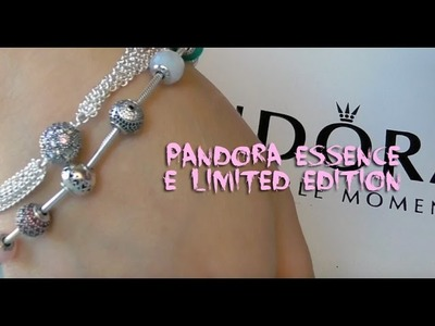 Pandora Essence e Bracciale Limited Edition | What's on my pandora bracelet