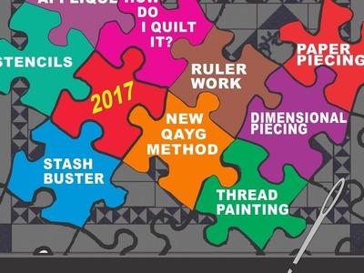 2017 Block of the Month - Block 3