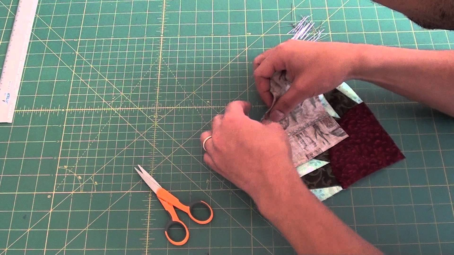 Bloco New York Quilting Part 3