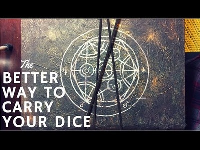 D&D Alchemy Dice Box Tutorial