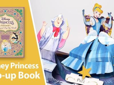 Disney Princess: A Magical Pop-Up World by Matthew Reinhart