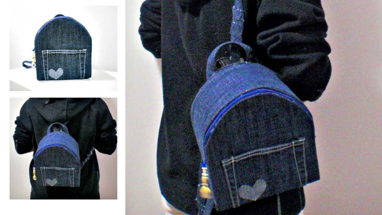 Make your Own Homemade Bag From Old Clothes | FeltMagnet