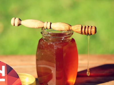 DIY Project : Make a wooden honey spoon on wood lathe