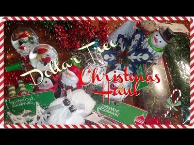 Dollar Tree Christmas Haul! 2017