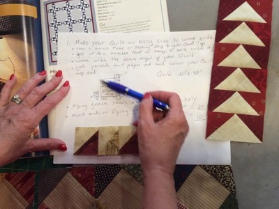 Easy Borders for Your Quilt Using the 3 Most Common Options