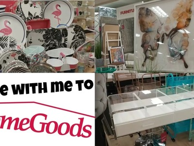 HOME GOODS ** COME WITH ME**