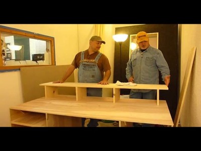How To Build A Recording Studio Desk