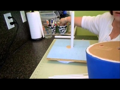 How To Build A Simple Cheap And Sturdy Cake Support!