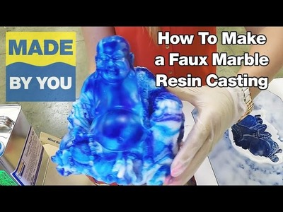 How to Make a Faux Marble Resin Casting