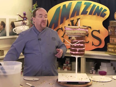 How to Support Your Cake with Mike McCarey