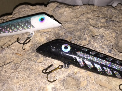Lure Making, How to make a wood Jerkbait