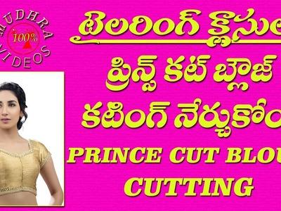 Princess cut blouse cutting # DIY # part 17