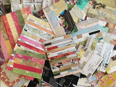 Scrapbox Paper How To and Ideas