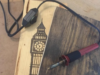 What kind of wood is best for woodburning and pyrography crafts and projects?
