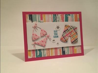 10 Cards 1 Kit. Simon Says Stamp July 2017