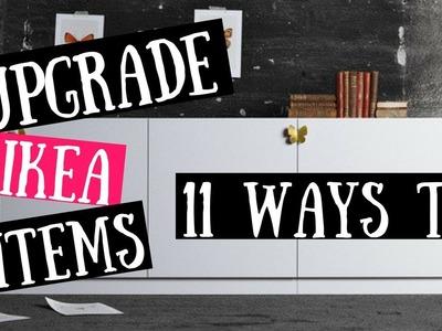 11 Ways To Upgrade IKEA Items Into Something Amazing