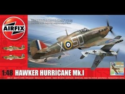 Airfix 1.48 Hawker Hurricane Mk.I - Part 2 (Armament + Wings)