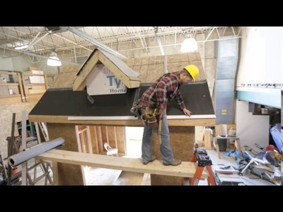 Asphalt shingle roofing Part 3: Drip Edge