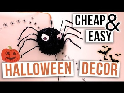 Cheap & Easy Halloween DIY Decor | ohhitsonlyalice