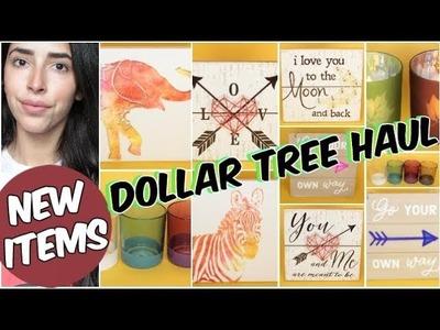 DOLLAR TREE HAUL NEW ITEMS SEPTEMBER 2017