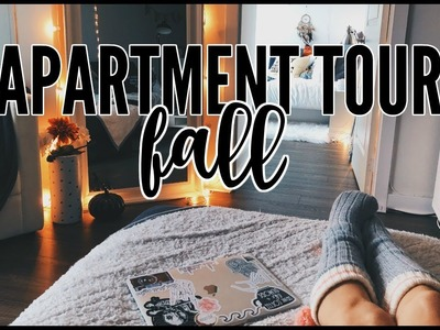 Fall Apartment Tour | NIGHT EDITION