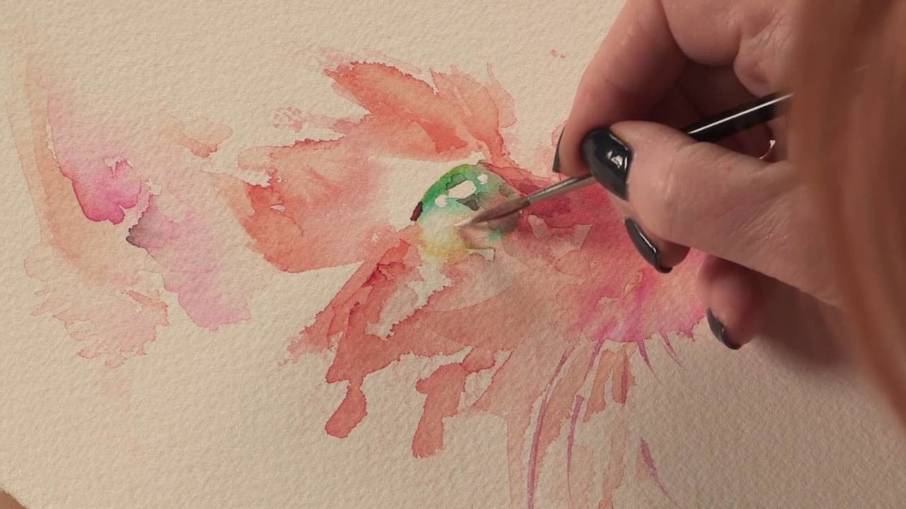 Fall in Love with Painting Animals in Watercolor with Jean Haines