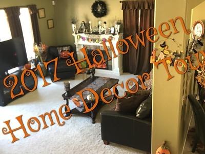 Halloween Home Decor Tour 2017