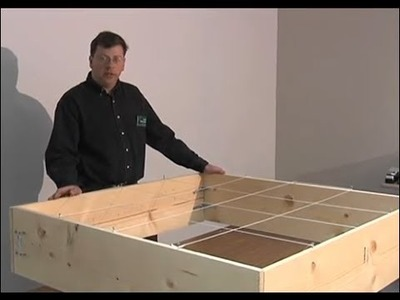 How to Build a Raised Garden Bed- Design Plan