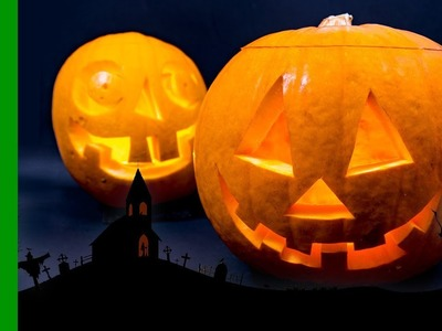 How to Carve a Pumpkin like a Pro - Easy Halloween DIY by Warren Nash