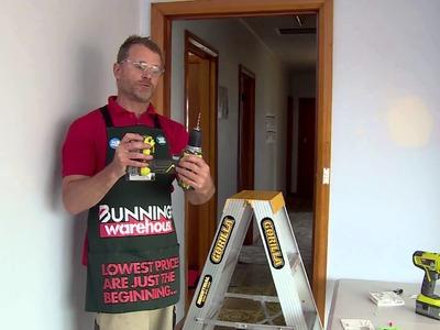 How To Install A Smoke Alarm - DIY At Bunnings