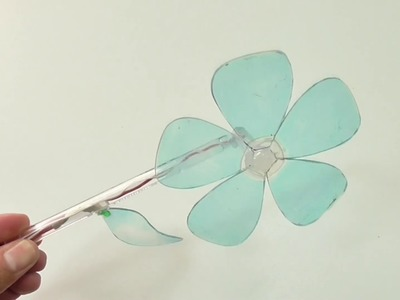 How to make a Luminous flower for Decoration