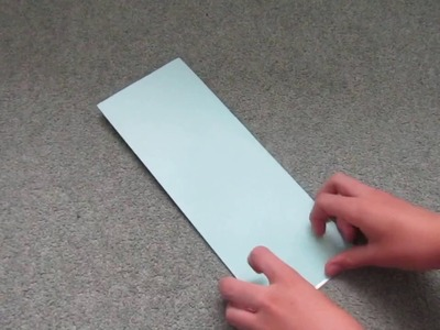 How to make a paper pencil case EASY