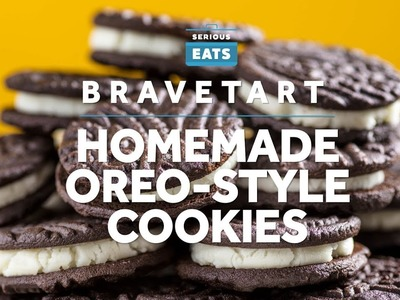 How to Make Homemade Oreo-Style Cookies