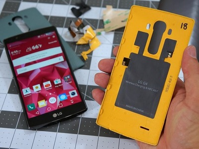 LG G4 Wireless Charging HOW-TO: 10 Minutes, $10