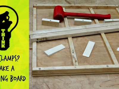 Make a simple wood clamping board. How To