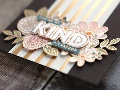 Simon Card Kit Inspiration - November 2017