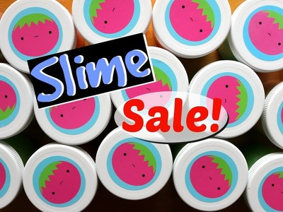Slime for Sale!