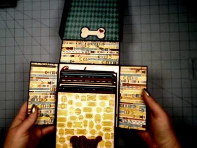 BoBunny Happy Tails Boxed Mini Album