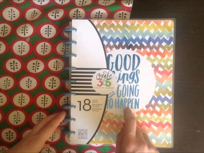 Happy Planner. Me & My Big Ideas : unboxing e review + Haul Scrobby
