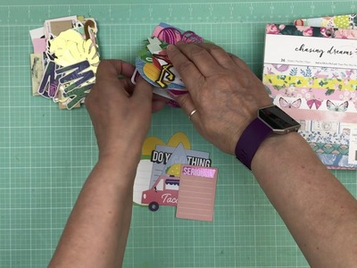 Kit Prep + Choosing Papers-- July: Video-a-day #6